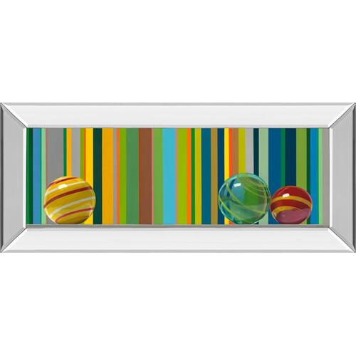 """The Four Seasons - Spring"" By Kevork Cholakian Mirror Framed Print Wall Art"
