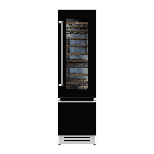"24"" Wine Refrigerator - KRW Series - Stealth"