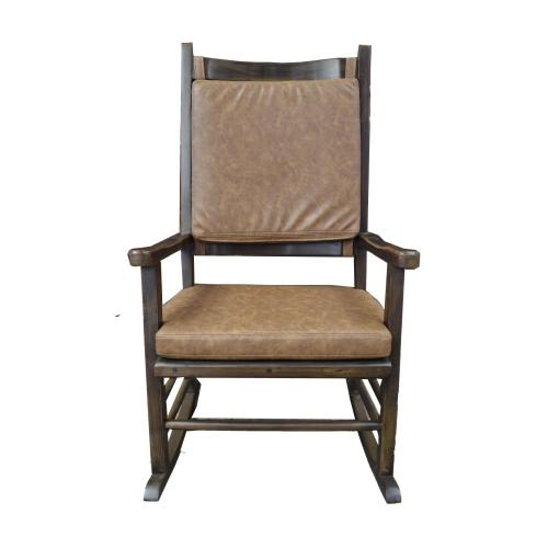 Varduz Saddle Rocking Chair