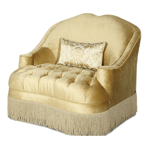 Tufted Chair and 1/2 - Grp2/Opt2