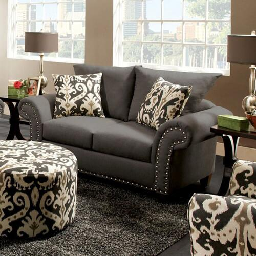 Furniture of America - Hubbard Love Seat