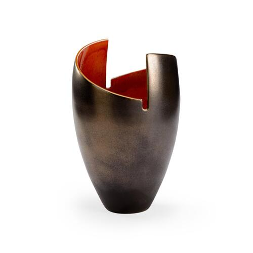 Benson Vase - Brown