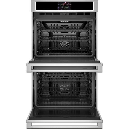 "Monogram 30"" Smart Electric Convection Double Wall Oven Statement Collection - Coming Spring 2021"
