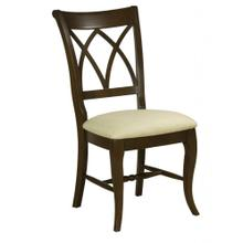 Model 18 Side Chair Upholstered