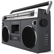 See Details - Street Rocker Retro Boombox with Bluetooth®