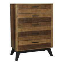 Product Image - Urban Rustic Chest  Brushed Wheat Brushed Wheat