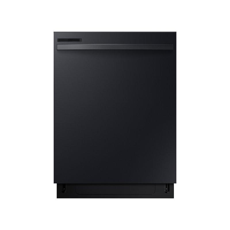 Digital Touch Control 55 dBA Dishwasher in Black