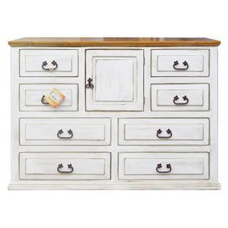 See Details - Weathered Econo 1 Door Dresser