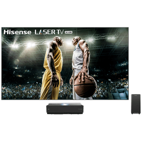 """120"""" Class - L10 Series - 4K UHD Hisense Smart Laser TV with HDR and Wide Color Gamut (2019) SUPPORT"""