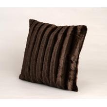 See Details - 1818-01 Short Hair Fur Pillow