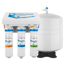 Advanced 3-Stage Under Counter Reverse Osmosis System Offering True Protection From Toxic Contaminants.