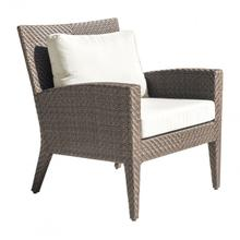 View Product - Oasis Lounge Chair w/off-white cushions