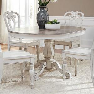 Liberty Furniture Industries - Pedestal Table