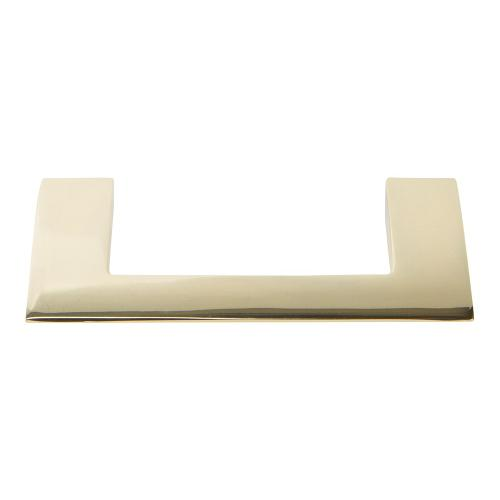 Angled Drop Pull 3 Inch (c-c) - French Gold