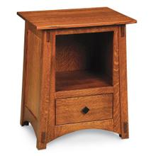 See Details - McCoy Nightstand with Opening
