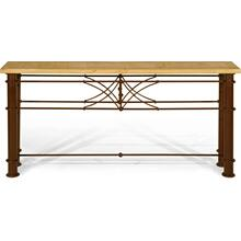 Sofa Table Iron Base