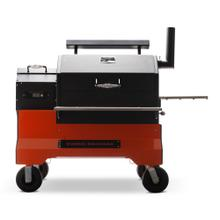 The YS640s Competition Pellet Grill
