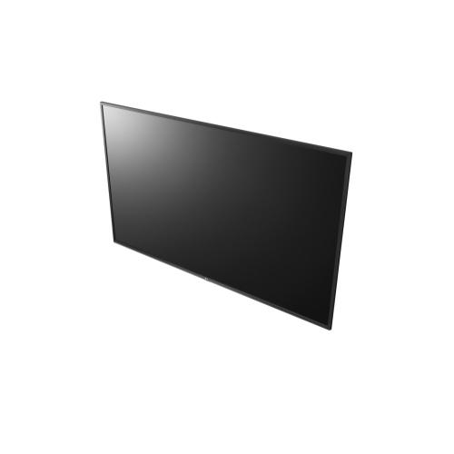 "65"" UL3G-B Series IPS UHD Commercial Display Monitor with Built-in Quad Core SoC, webOS 4.0 Smart Signage Platform, Crestron & Cisco compatible & built-in speaker"