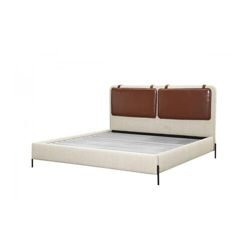Bobby Berk Kirkeby Upholstered King Bed