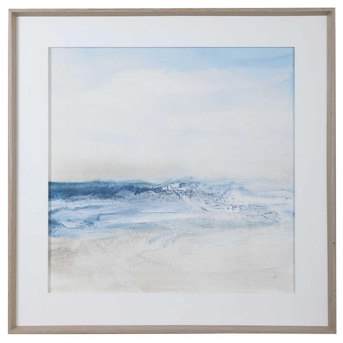 Uttermost - Surf and Sand Framed Print