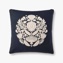 P0915 Black / Ivory Pillow