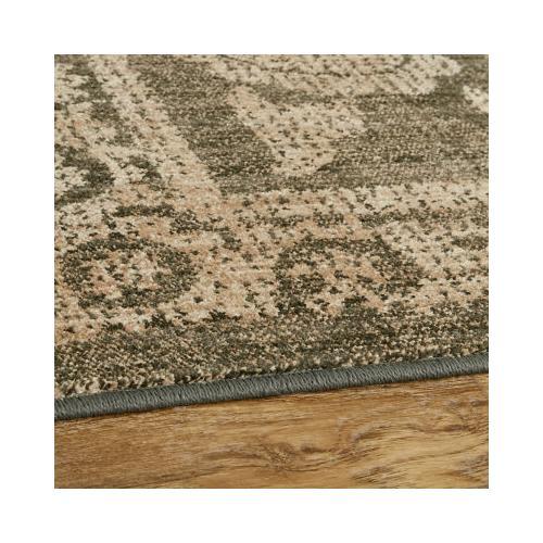 Mohawk - Suzani Tapestry by Patina Vie, Grey- Rectangle