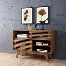 See Details - Render Display Stand in Walnut