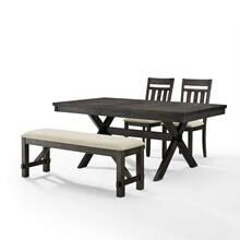 HAYDEN 4PC DINING SET