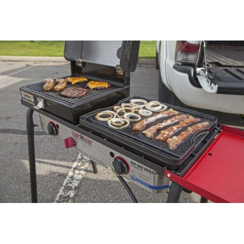 Big Gas Grill Combo