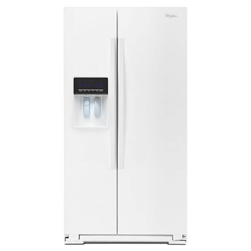 Gallery - 36-inch Wide Side-by-Side Refrigerator with Temperature Control - 26 cu. ft.