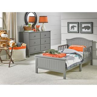 Fisher-Price Delmar Toddler Bed, Stormy Grey