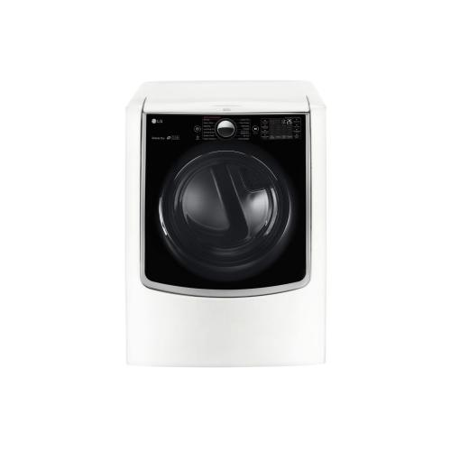 5.5 Total Capacity LG TWINWash™ Bundle with LG SideKick™ and Gas Dryer
