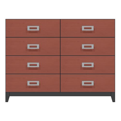 "56"" 8-Drawer Dresser"