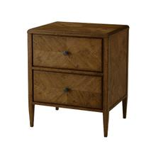 See Details - Nova Two Drawers Night Stand