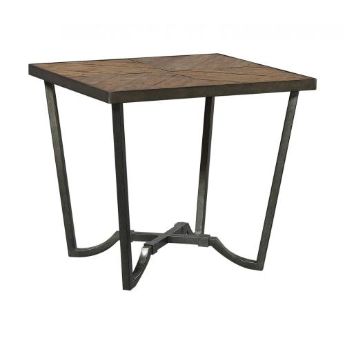 Aspen Furniture - End Table w/ Wood Top