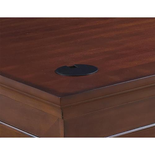 """Aspen Furniture - 66"""" Executive Desk"""