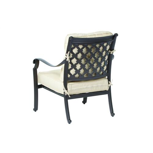 Parioli Deep Seating Lounge Chair