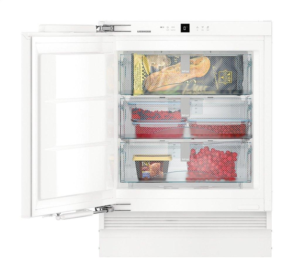 UF 501 Integrable under-worktop freezer