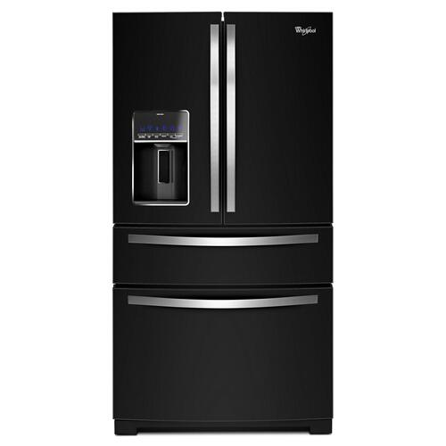Gallery - 36-inch Wide French Door Refrigerator with External Refrigerated Drawer - 25 cu. ft.
