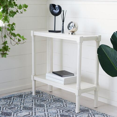 Safavieh - Rafiki Console Table - Distressed White