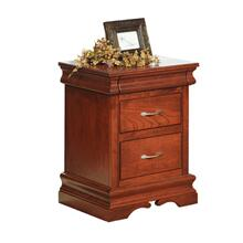 Product Image - Legacy 2-Drawer Nightstand