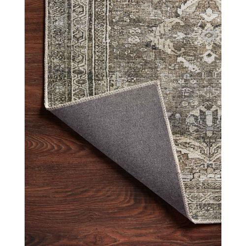 LAY-13 Antique / Moss Rug