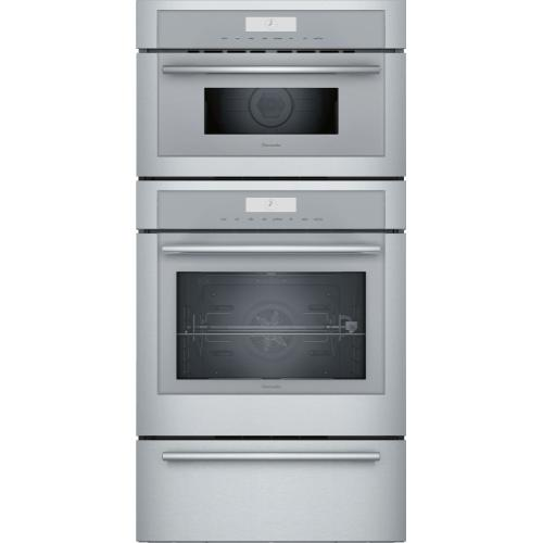 Thermador - Triple Speed Oven 30'' Stainless Steel MEDMCW31WS