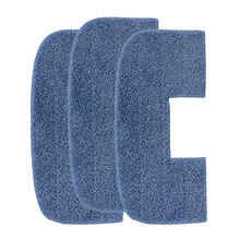 Doom for Your Broom Blue Mopping Pads (3 Pack)