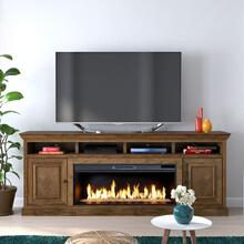"Largo 87"" Fireplace Console"