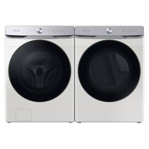 7.5 Cu. Ft. Smart Dial Electric Dryer With Super Speed Dry In Ivory
