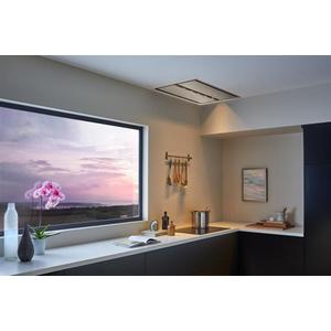 BEST Range Hoods - ***SOLD*** / AWARD WINNING DESIGN -SAVE BIG! /  OVERSTOCK CIRRUS - CC34E6SB - Brushed Stainless Steel Ceiling Mounted Range Hood / OPTIONAL BLOWERS AVAILABLE FOR IN-LINE OR EXTERNAL APPLICATIONS/ 900 TO 1500 CFM...