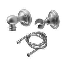 See Details - Wall Mounted Handshower Kit - Concave