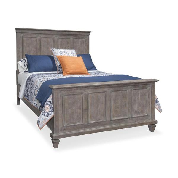 See Details - Complete Queen Panel Bed