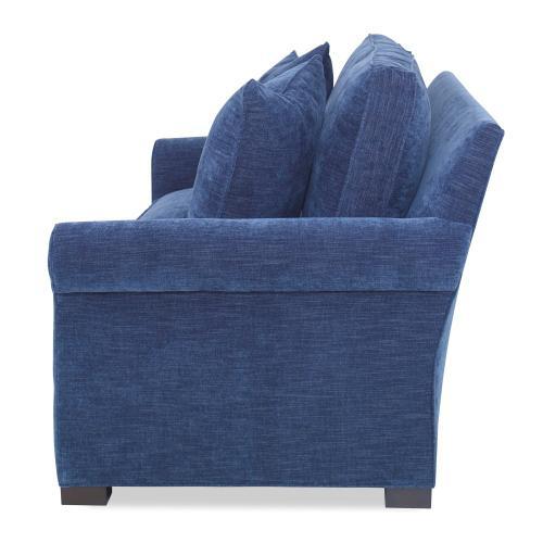 Custom Value Sofa - Modern Roll Arm